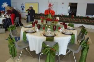 Xmas Table 2