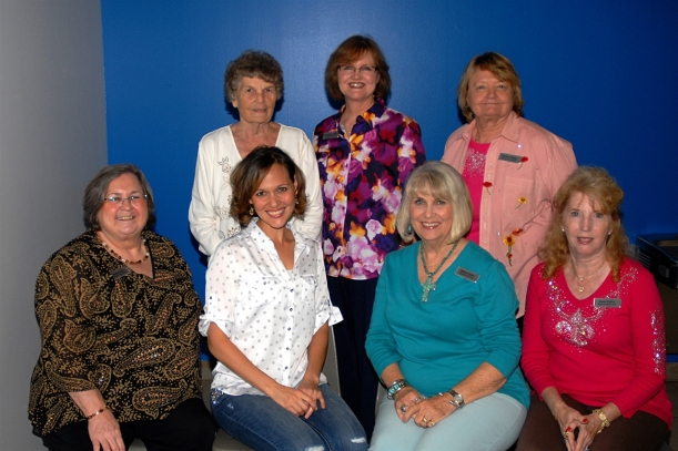 New Sunnyvale Garden Club Officers